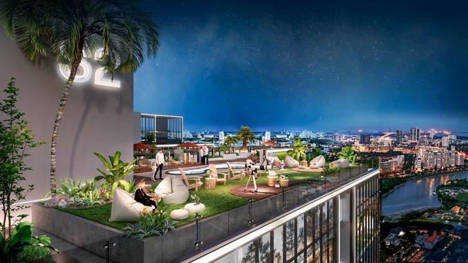 Dự án xác lập kỷ lục với 70% là căn góc tại Thành phố Hồ Chí Minh - 2