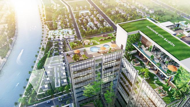 Dự án xác lập kỷ lục với 70% là căn góc tại Thành phố Hồ Chí Minh - 3