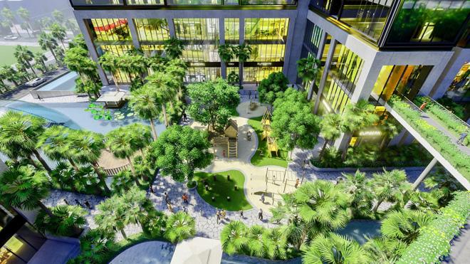 Dự án xác lập kỷ lục với 70% là căn góc tại Thành phố Hồ Chí Minh - 4