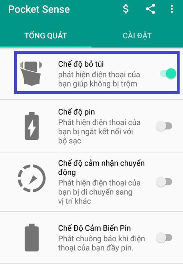 Hướng dẫn cách giúp smartphone Android phát chuông báo động khi bị lấy cắp - 4