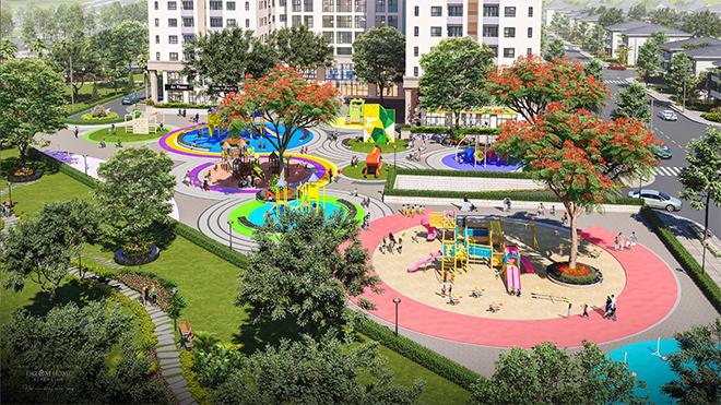 Dream Home Riverside ra mắt lô thương mại dịch vụ ngay khu đô thị hiện hữu sầm uất Q.8 - 3