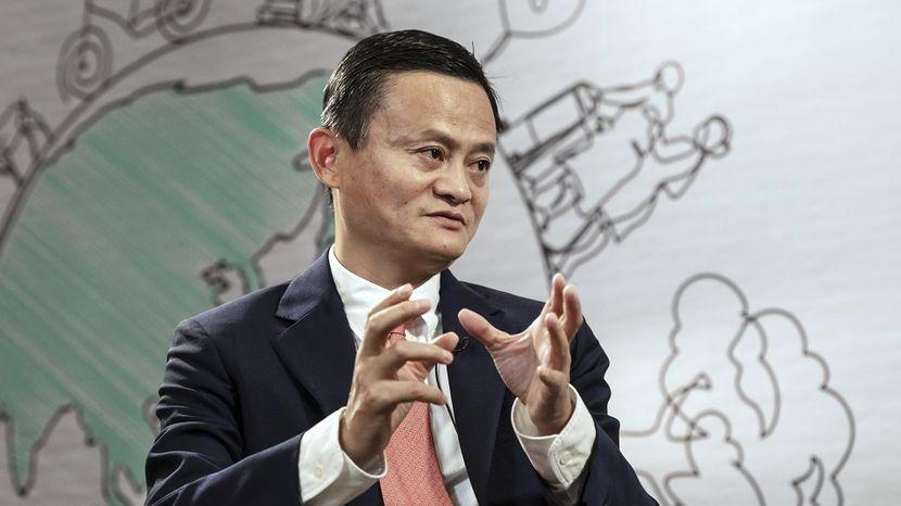 Vận đen liên tục với Jack Ma, 200 tỷ USD bốc hơi trong một ngày - 1