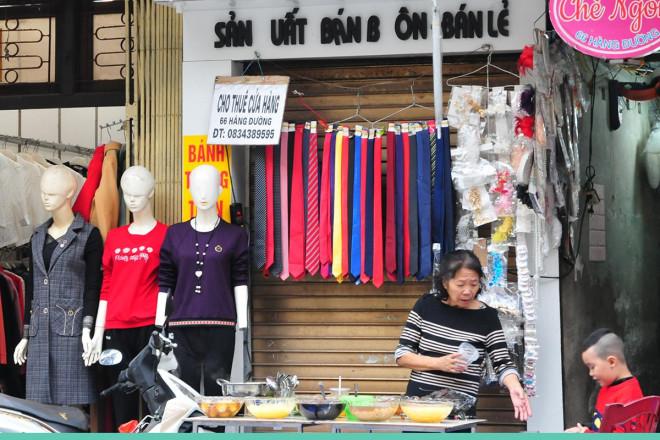 Kinh doanh ảm đạm, hàng loạt cửa hàng khu kinh doanh đắt đỏ bậc nhất Thủ đô đóng cửa, treo biển cho thuê - 3