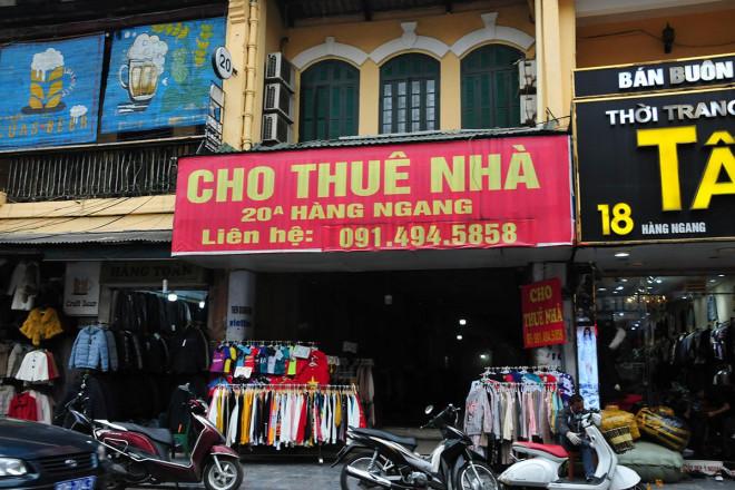 Kinh doanh ảm đạm, hàng loạt cửa hàng khu kinh doanh đắt đỏ bậc nhất Thủ đô đóng cửa, treo biển cho thuê - 5