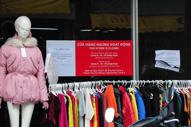 Kinh doanh ảm đạm, hàng loạt cửa hàng khu kinh doanh đắt đỏ bậc nhất Thủ đô đóng cửa, treo biển cho thuê - 6