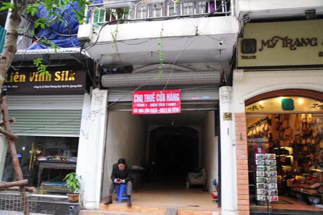 Kinh doanh ảm đạm, hàng loạt cửa hàng khu kinh doanh đắt đỏ bậc nhất Thủ đô đóng cửa, treo biển cho thuê - 10