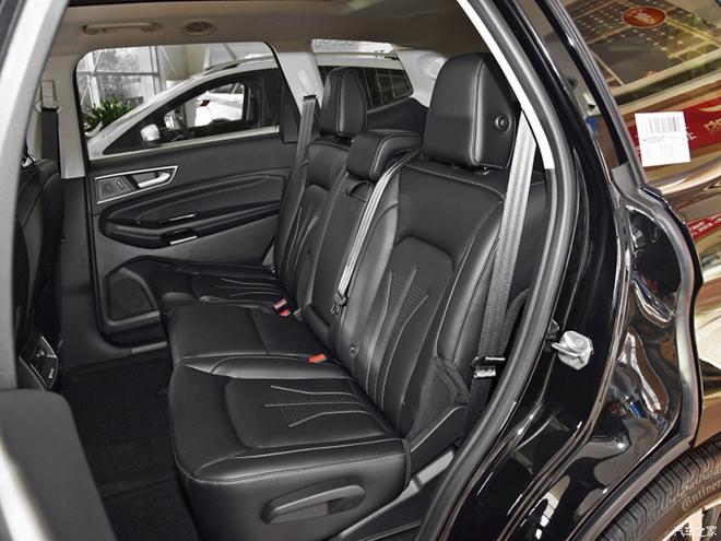 Ford Edge 2021 chính thức trình làng, giá từ 815 triệu đồng - 13