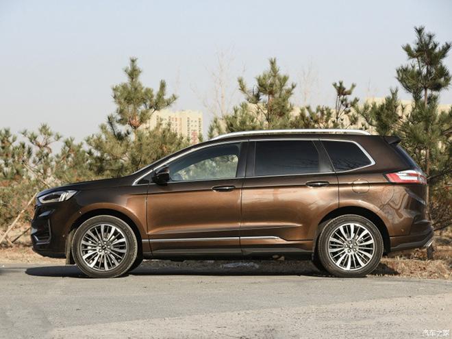 Ford Edge 2021 chính thức trình làng, giá từ 815 triệu đồng - 3