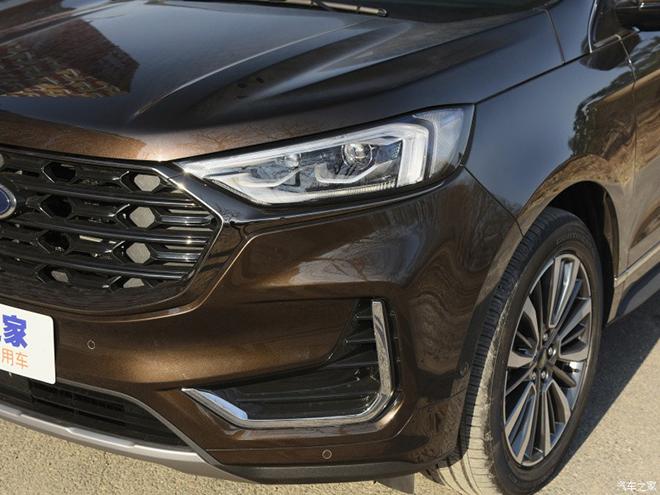 Ford Edge 2021 chính thức trình làng, giá từ 815 triệu đồng - 2