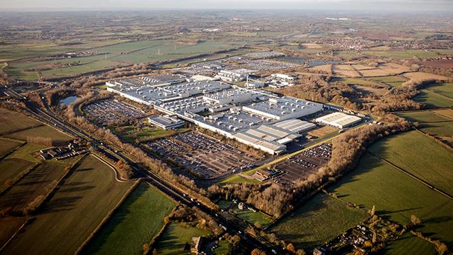 Toyota dừng hoạt động dây truyền sản xuất tại châu Âu