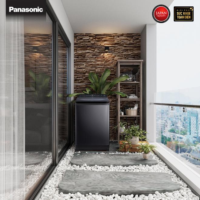 Máy giặt Panasonic được Bộ Công thương chứng nhận máy giặt hiệu suất năng lượng cao nhất.
