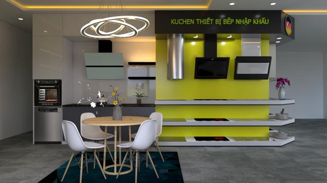Đầu tháng 12/2020, BCA Living đã có buổi ký kết hợp tác với thương hiệu Kuchen - thương hiệu đồ gia dụng châu Âu