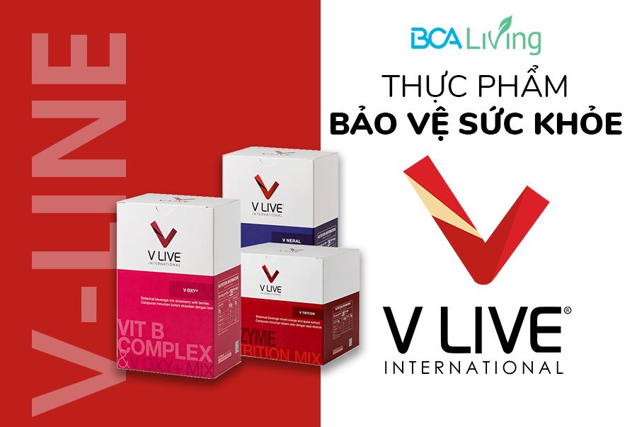 BCA Living chính thức hợp tác với Vlive International - một trong những thương hiệu uy tín ngành sức khỏe với công nghệ từ Châu Âu