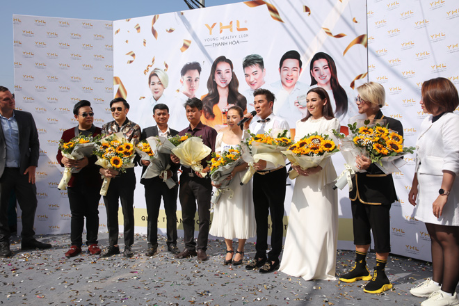 CEO Hằng Lê khai trương showroom YHL thứ 11 tại Thanh Hoá - 1