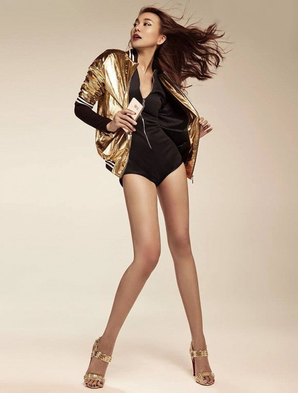 Đây là cô gái có đôi chân đẹp nhất Việt Nam? - hình ảnh 3