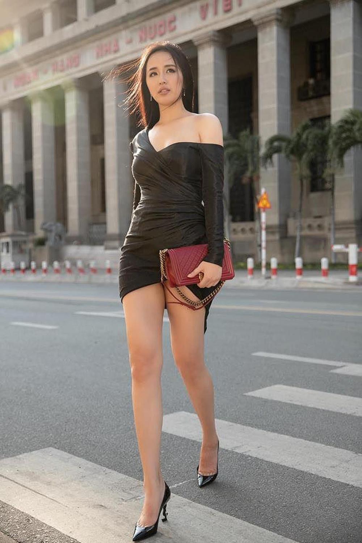 Đây là cô gái có đôi chân đẹp nhất Việt Nam? - hình ảnh 4