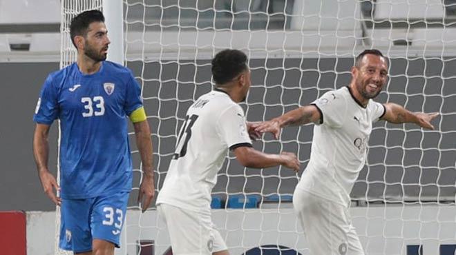 Xavi phô diễn bóng đá đẹp như Barca ở Qatar, đã sẵn sàng kế tục Koeman - 4