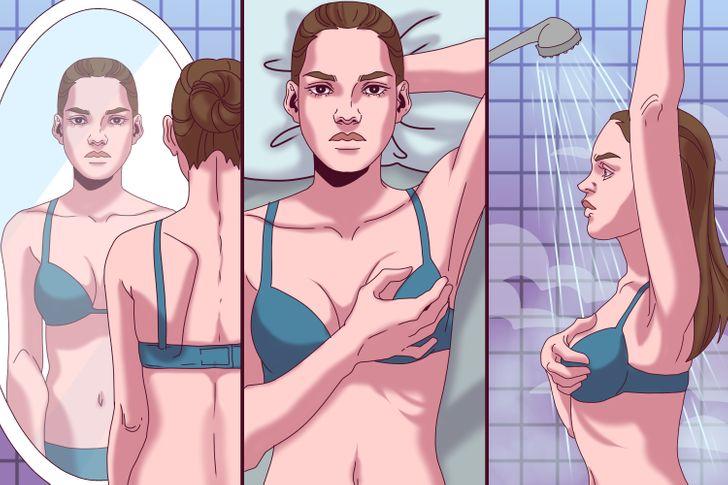 7 dấu hiệu bất thường ở ngực báo hiệu bạn cần đến gặp bác sĩ ngay lập tức - hình ảnh 2