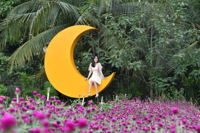 """Địa điểm check-in Tết Dương lịch 2021: """"Vườn hoa Đà Lạt"""" giữa lòng Sài Gòn hút giới trẻ - 10"""