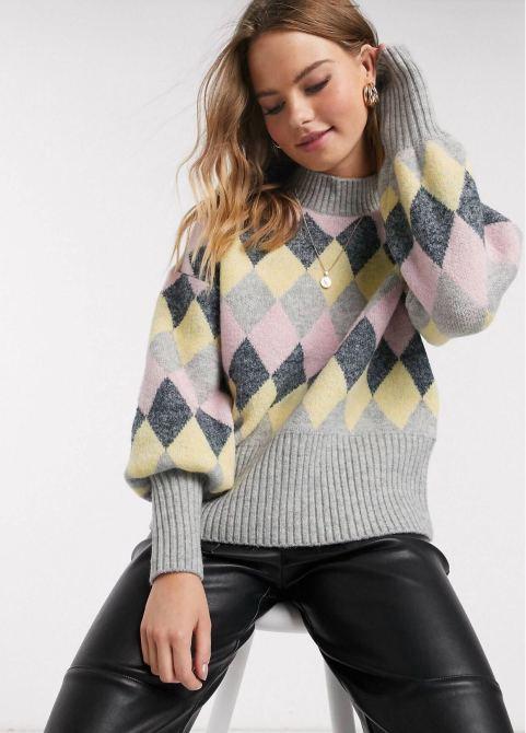 5 phong cách áo len nổi bật nhất mùa đông năm nay - hình ảnh 4