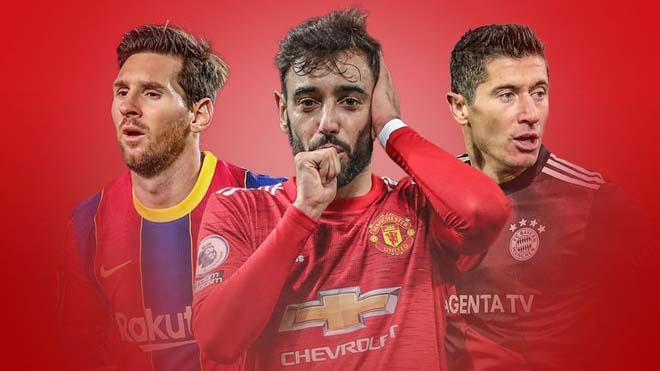 Fernandes bùng nổ hơn Ronaldo, lọt top 3 châu Âu: Thời của MU đã đến - 3