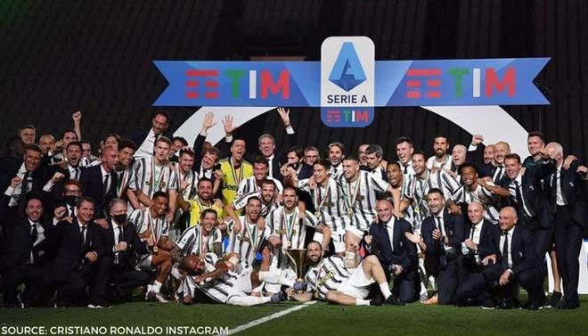 """Juventus nguy cơ mất Scudetto sau 9 năm: Ronaldo hay HLV Pirlo là """"tội đồ""""? - 1"""
