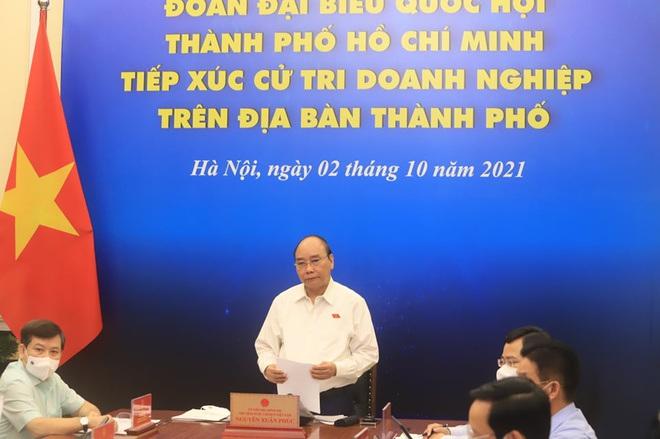 Chủ tịch nước Nguyễn Xuân Phúc nhắc tên cố nghệ sĩ Phi Nhung - 1