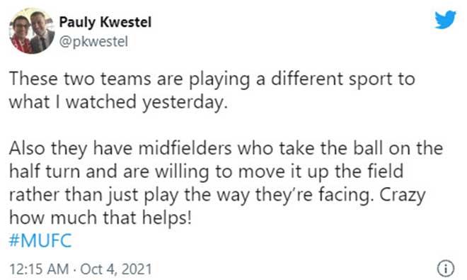 Fan MU ngao ngán thừa nhận Liverpool - Man City vượt trội, vẫn lạc quan vì điều này - 3