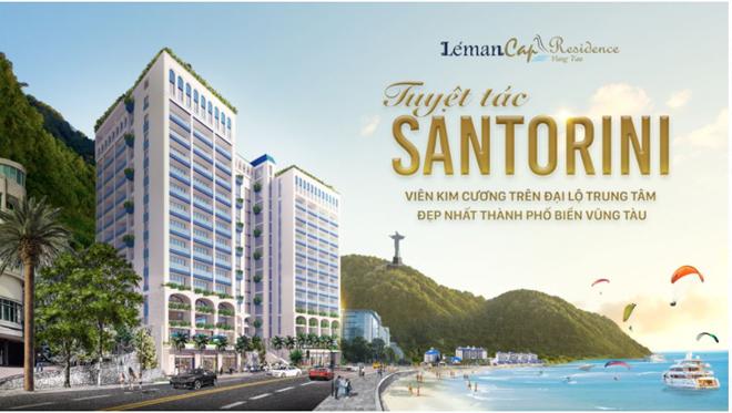 Léman Cap Residence đón đầu xu hướng đầu tư tại trung tâm thành phố Vũng Tàu - 1