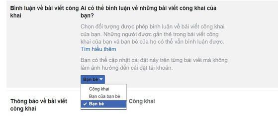 2 cách tắt bình luận trên Facebook - 2