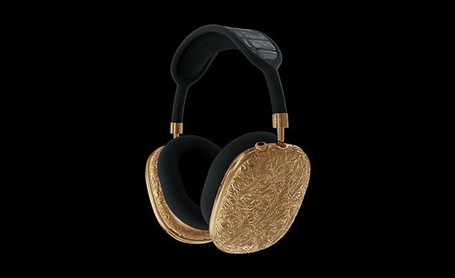 Bộ sưu tập thiết bị Apple bằng vàng nguyên khối hơn 10 tỷ cho iFan siêu giàu - 5