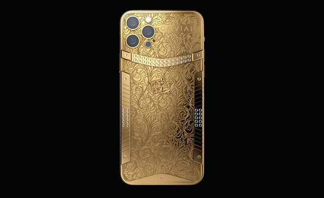 Bộ sưu tập thiết bị Apple bằng vàng nguyên khối hơn 10 tỷ cho iFan siêu giàu - 8