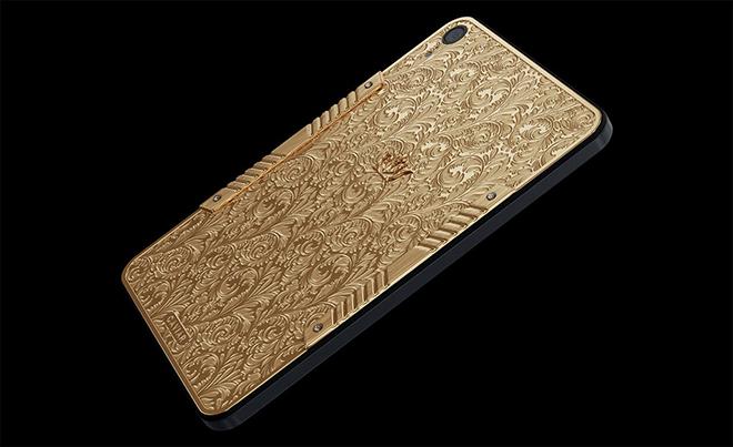 Bộ sưu tập thiết bị Apple bằng vàng nguyên khối hơn 10 tỷ cho iFan siêu giàu - 6