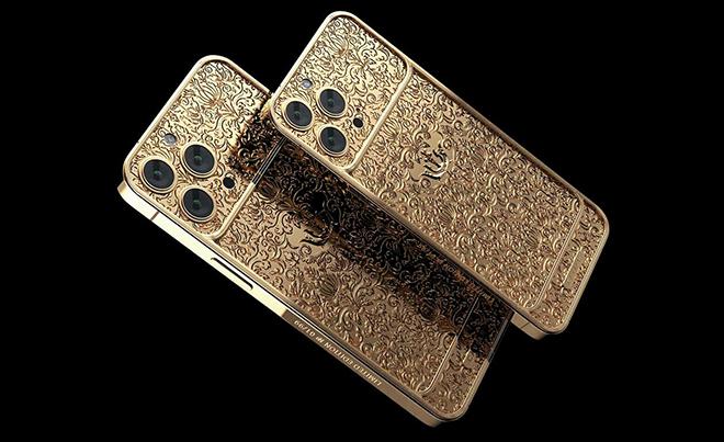 Bộ sưu tập thiết bị Apple bằng vàng nguyên khối hơn 10 tỷ cho iFan siêu giàu - 7
