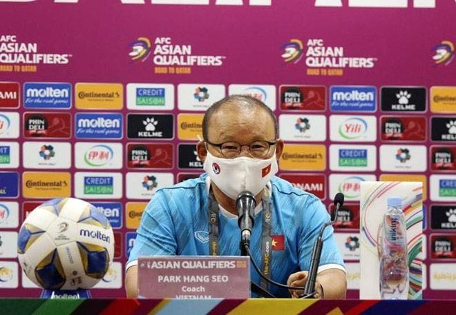Họp báo Việt Nam - Trung Quốc: HLV Park Hang Seo lên tiếng về 3 bàn thua - 3