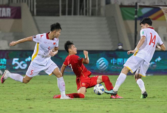Họp báo Việt Nam - Trung Quốc: HLV Park Hang Seo lên tiếng về 3 bàn thua - 1