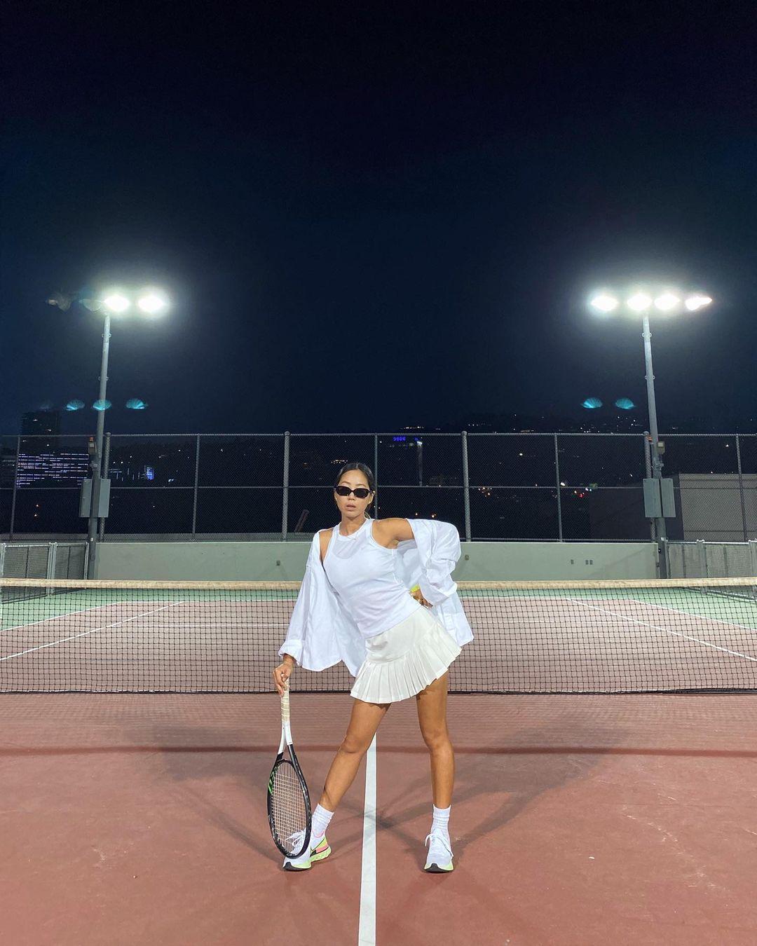 Váy tennis là ý tưởng tuyệt vời cho mùa thu - 9
