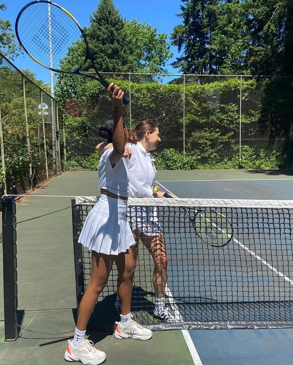 Váy tennis là ý tưởng tuyệt vời cho mùa thu - 6