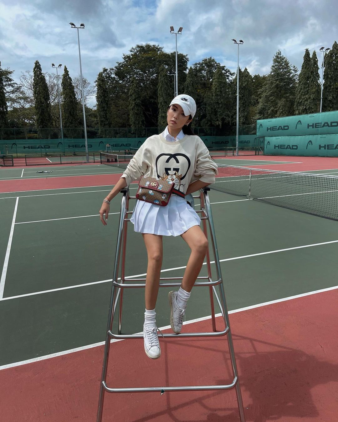 Váy tennis là ý tưởng tuyệt vời cho mùa thu - 4