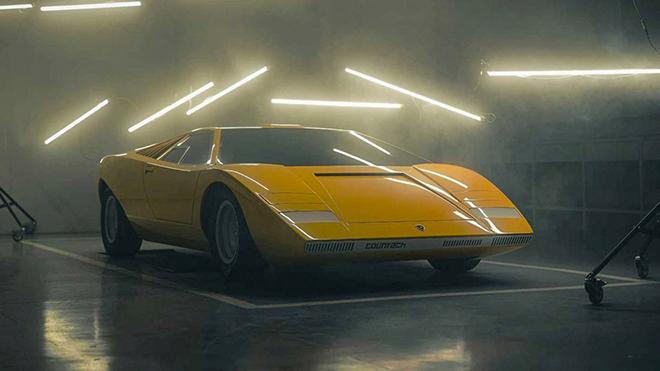 Siêu phẩm Countach LP400 được Lamborghini hồi sinh trong 25.000 giờ - 1