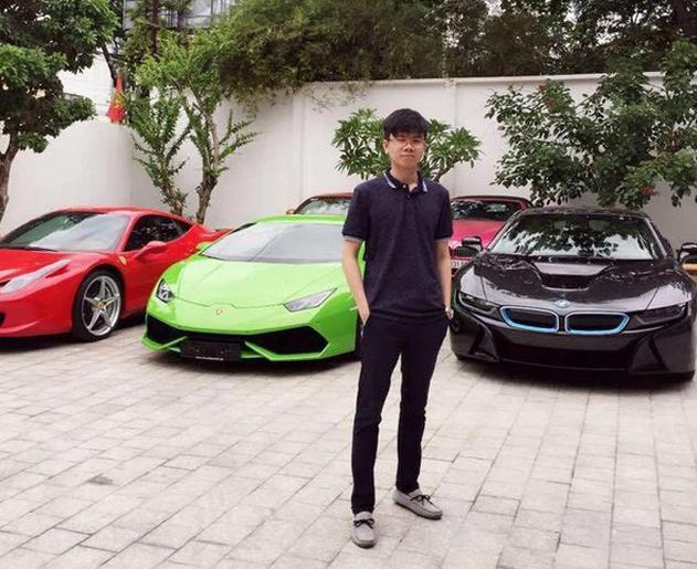 """So kè dàn siêu xe chục tỷ trên đường đua đẳng cấp của """"hội con nhà siêu giàu"""" Việt Nam - 4"""