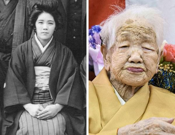8 yếu tố lành mạnh ở những người sống thọ - 1