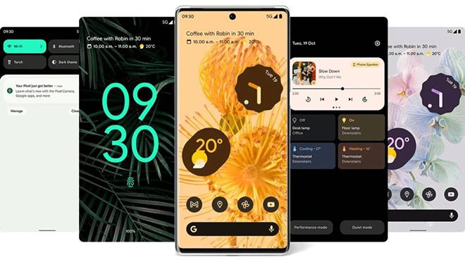 """""""iPhone của Android"""" được vén màn bí ẩn - 1"""