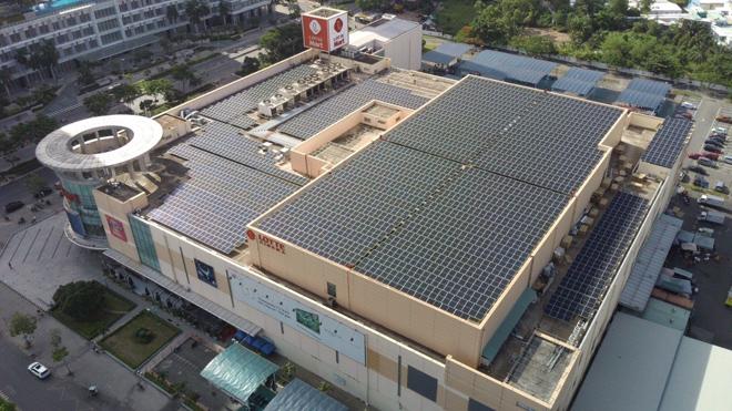 LOTTE Mart hướng tới mục tiêu tiết kiệm năng lượng 8% vào năm 2025 trên toàn cầu - 1