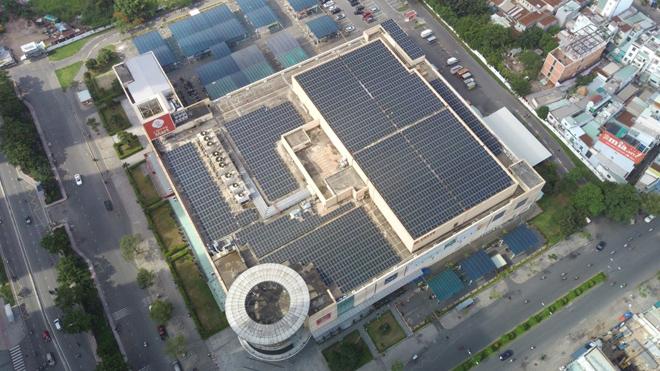 LOTTE Mart hướng tới mục tiêu tiết kiệm năng lượng 8% vào năm 2025 trên toàn cầu - 2