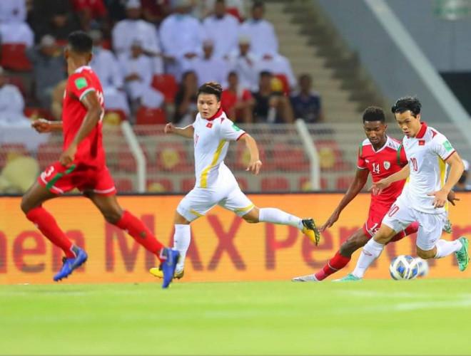 Phân tích dữ liệu cho thấy gì ở các tuyển thủ Việt Nam sau trận thua Oman? - 4