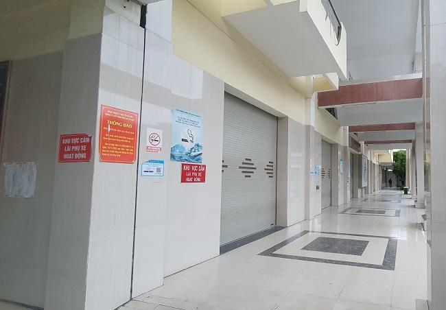 Bất ngờ hình ảnh bến xe khách ở Hà Nội sau khi vận tải hành khách được mở lại - 3