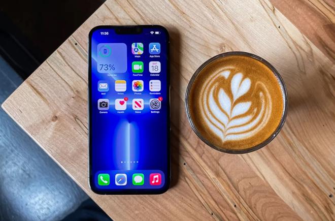 Những thứ trên iPhone 13 Pro Max khiến iFan si mê